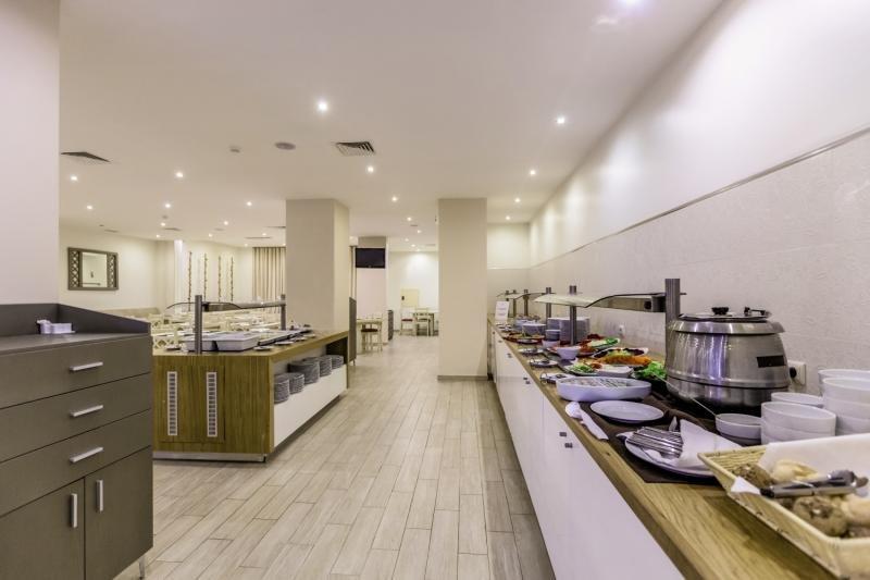 Santa Eulalia Hotel Apartamento &Spa Restaurant