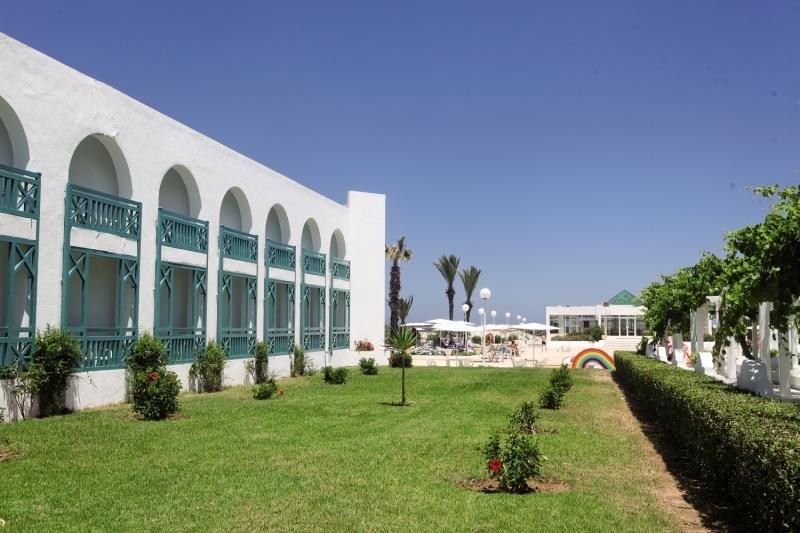 El Mouradi Cap Mahdia Außenaufnahme