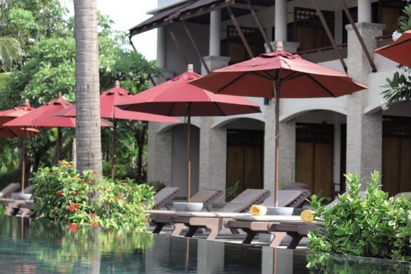 Weekender Resort Terrasse