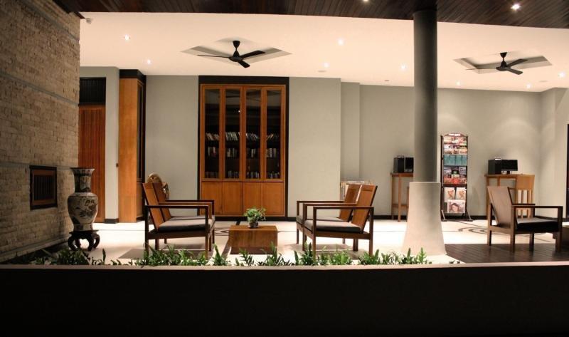 Weekender Resort Lounge/Empfang