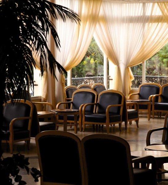 Dar Khayam Hotel Lounge/Empfang