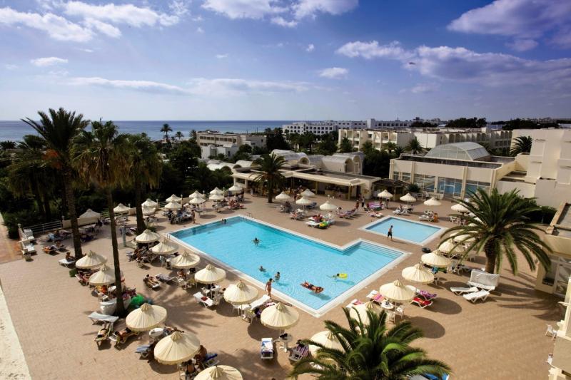 Dar Khayam Hotel Pool