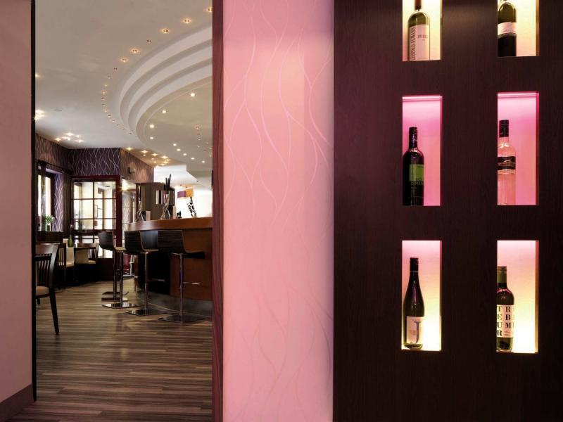 Mercure Wien Zentrum Lounge/Empfang