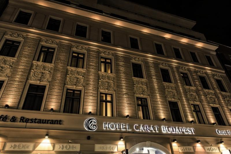 Carat Boutique Hotel Außenaufnahme