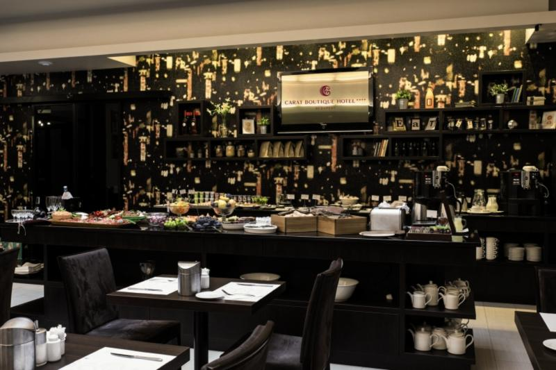 Carat Boutique Hotel Bar