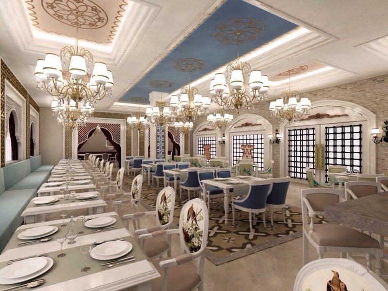 Dream World Resort & Spa Restaurant