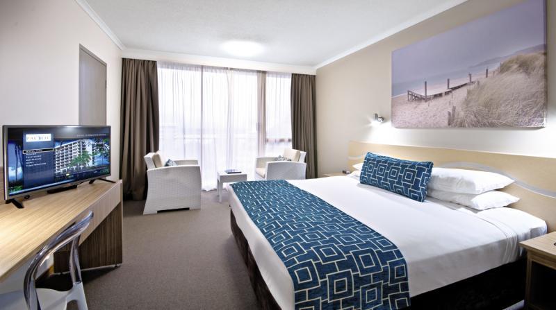 Pacific Hotel Cairns  Wohnbeispiel