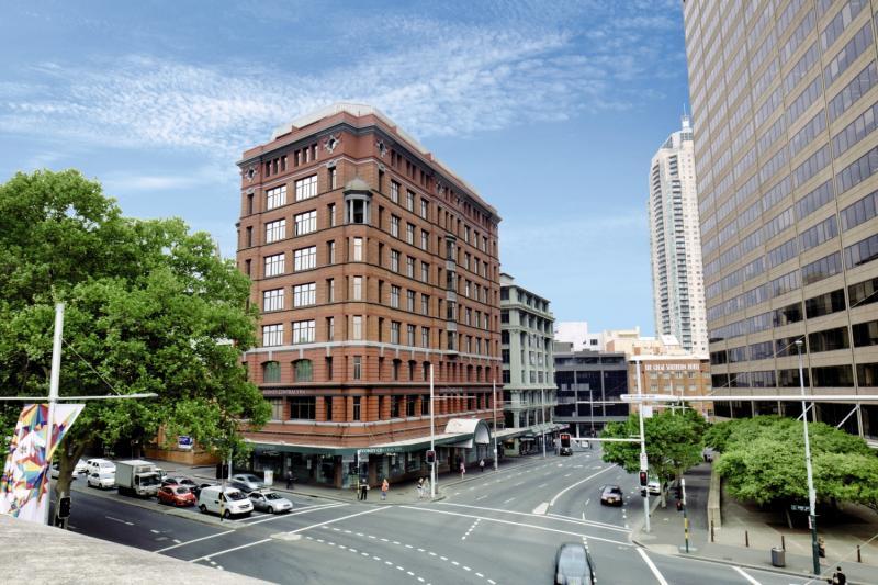 Sydney Central YHA Außenaufnahme