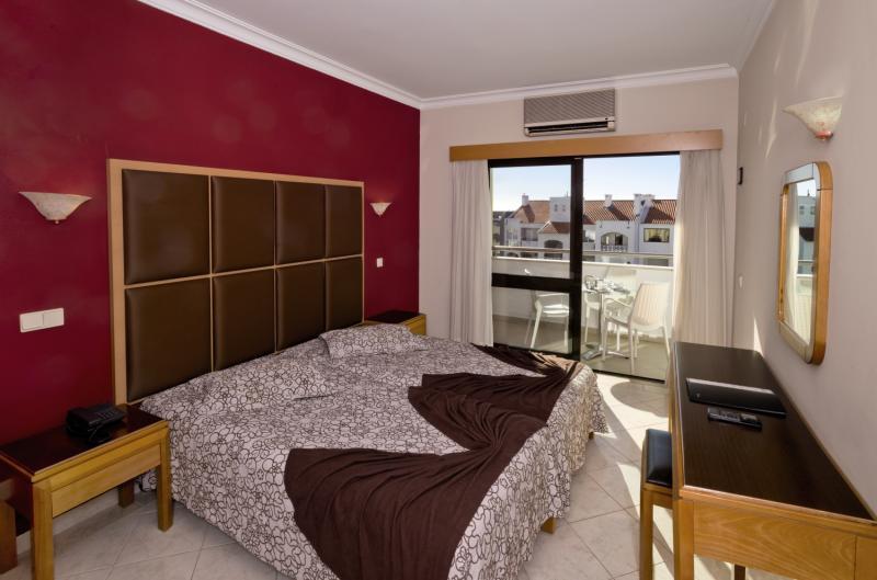Paladim & Alagoa Mar Hotel Wohnbeispiel