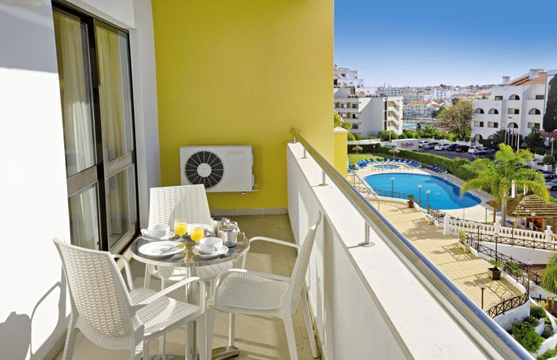 Paladim & Alagoa Mar Hotel Badezimmer