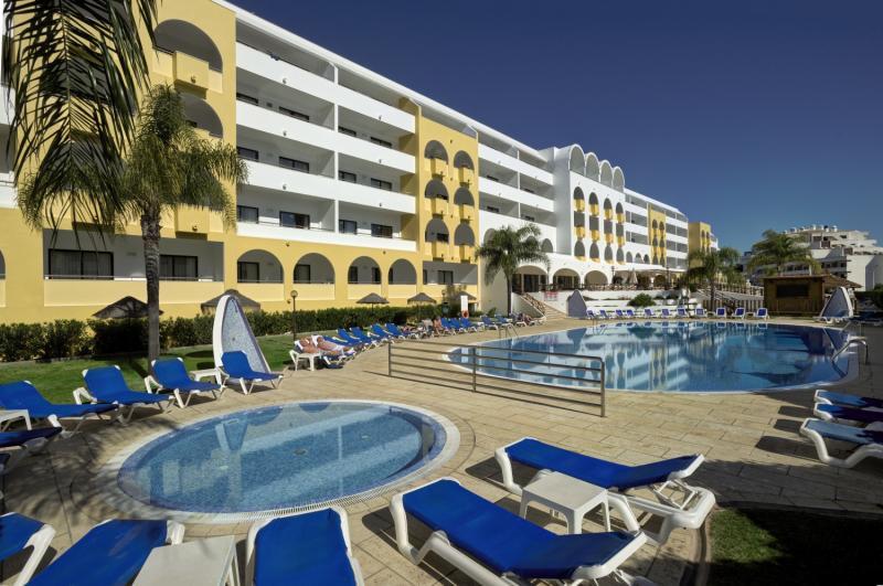 Paladim & Alagoa Mar Hotel Außenaufnahme