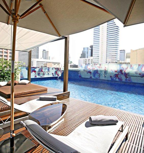 Le Meridien Bangkok Pool