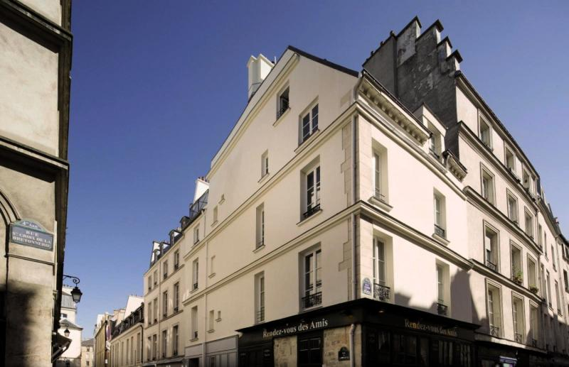 Hotel Dupond-Smith Außenaufnahme