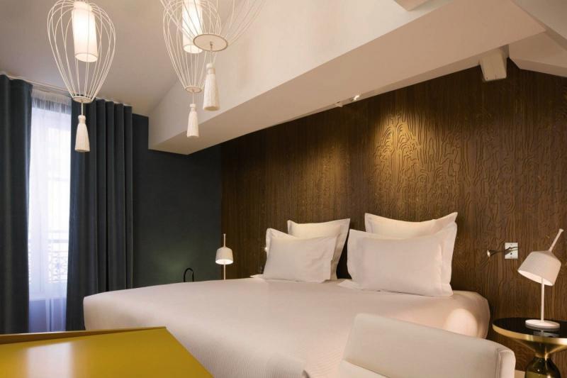 Hotel Dupond-Smith Wohnbeispiel