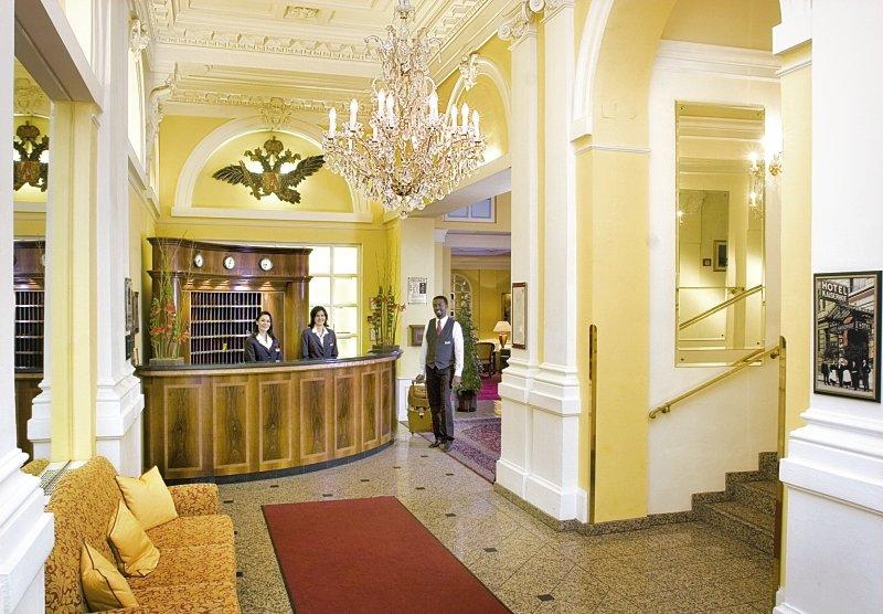 Kaiserhof Wien Lounge/Empfang