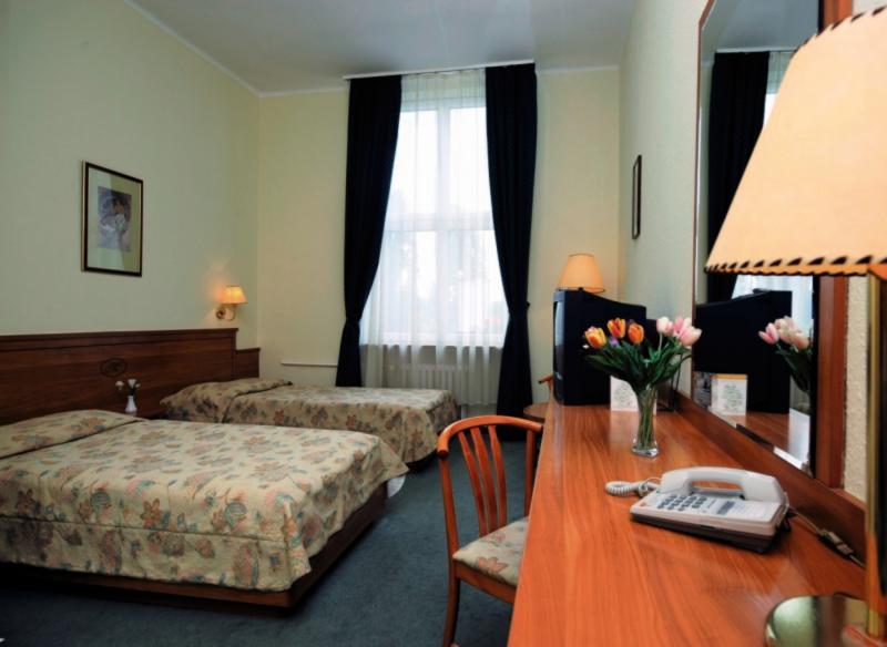 Hunguest Hotel Millennium Wohnbeispiel