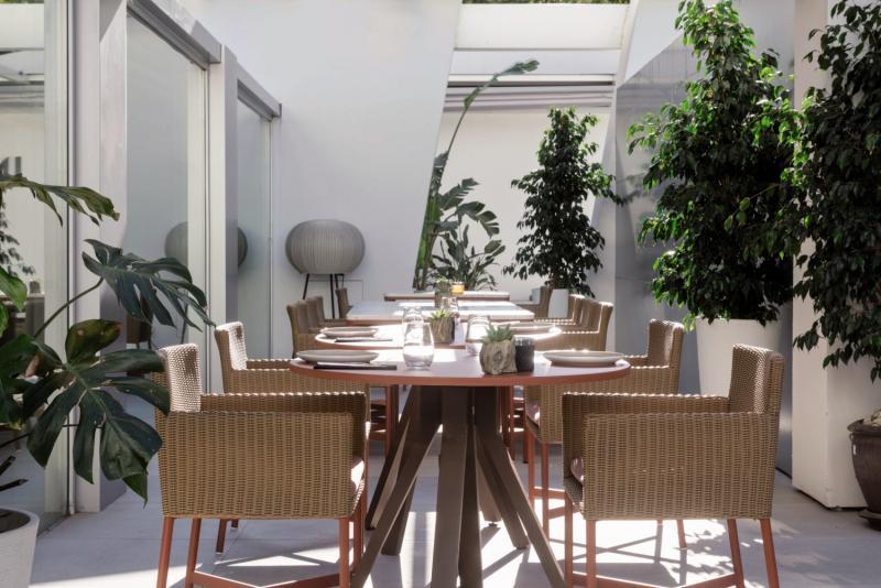 Innside Palma Bosque  Terrasse