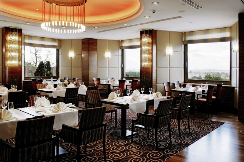 Hilton Budapest Restaurant