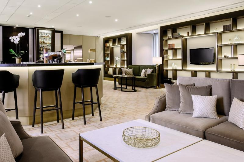 Hilton Budapest Bar