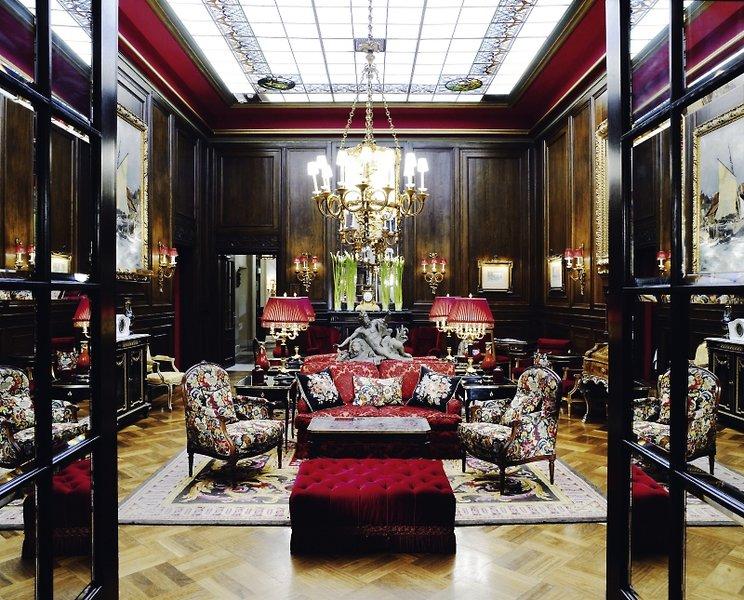 Sacher Wien Lounge/Empfang