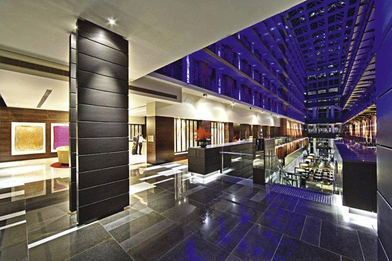 InterContinental Melbourne The Rialto Lounge/Empfang