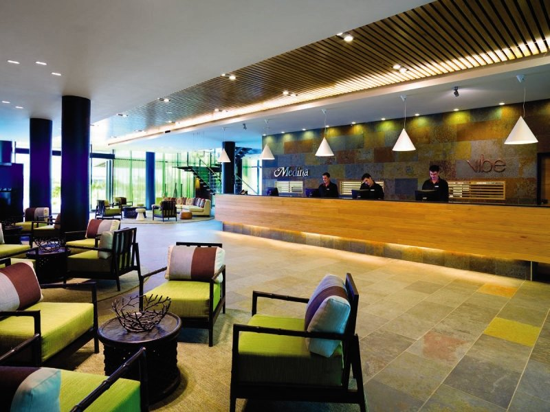Vibe Darwin Waterfront Lounge/Empfang