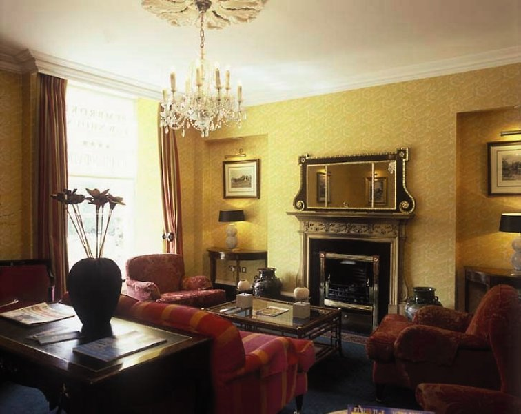 Pembroke Town House Lounge/Empfang