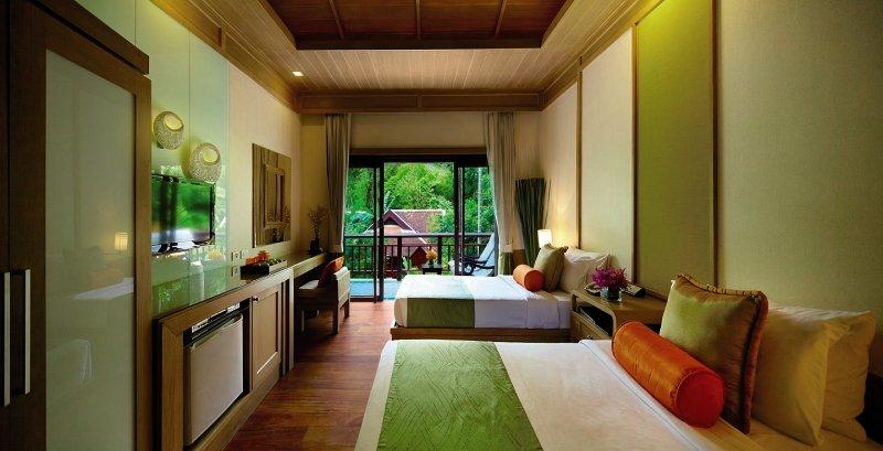 Chaweng Regent Beach Resort Wohnbeispiel