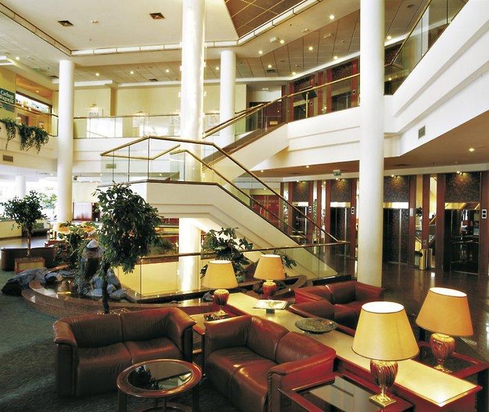 Radisson Blu Stettin Lounge/Empfang