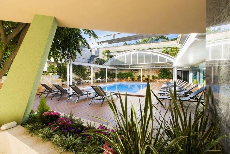Agua Beach - Erwachsenenhotel Pool