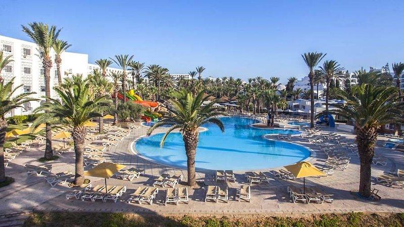 Marhaba Resort demnächst Occidental Marhaba Pool