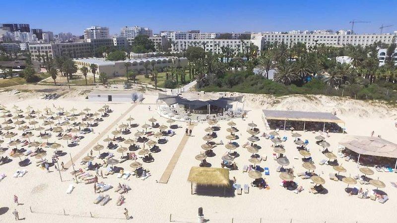 Marhaba Resort demnächst Occidental Marhaba Strand