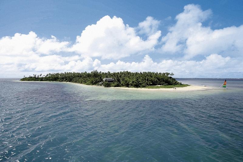 Fafa Island Resort Landschaft