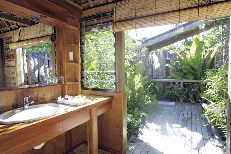 Fafa Island Resort Badezimmer
