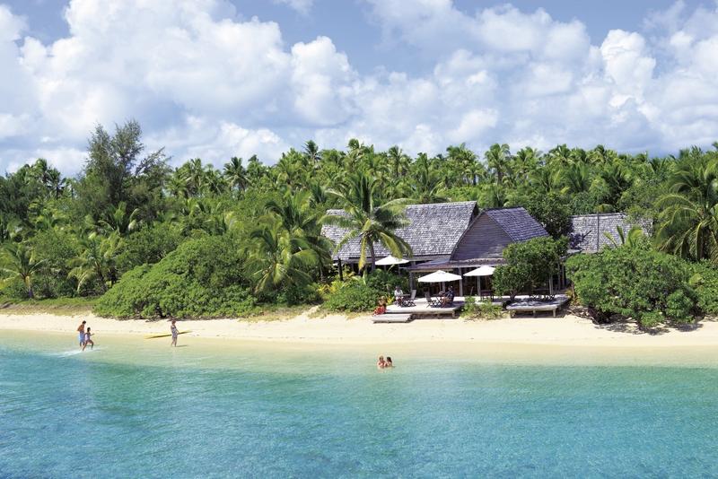 Fafa Island Resort Strand