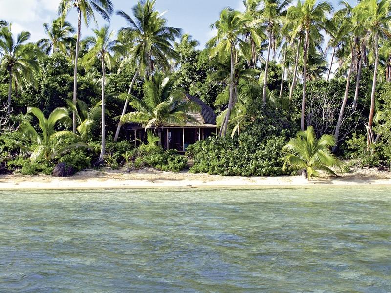 Fafa Island Resort Außenaufnahme