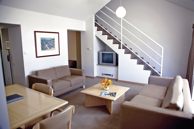 Salamanca Inn All Suite Hotel Wohnbeispiel
