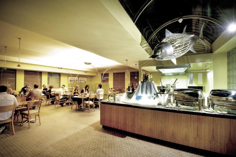 Salamanca Inn All Suite Hotel Restaurant