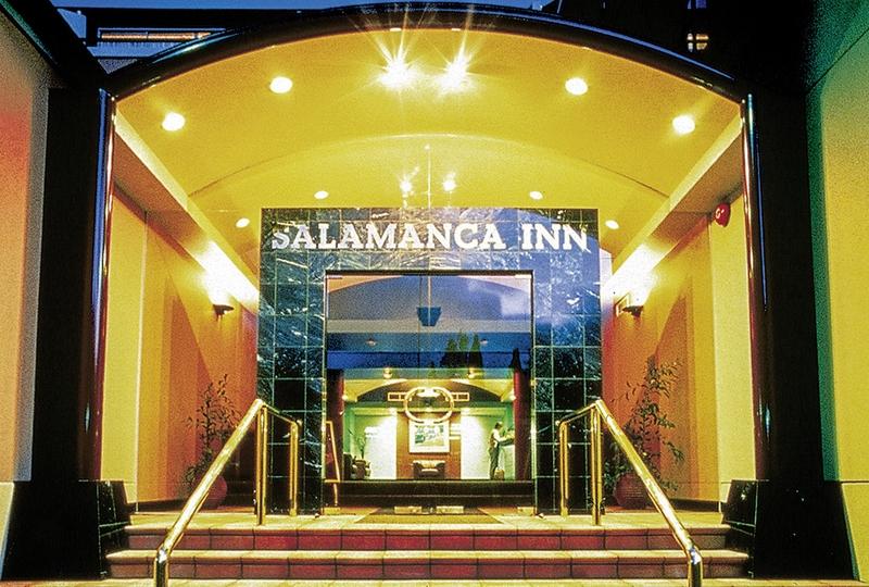 Salamanca Inn All Suite Hotel Außenaufnahme