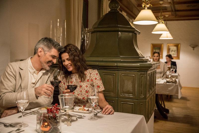 ROBINSON CLUB ALPENROSE ZÜRS Restaurant