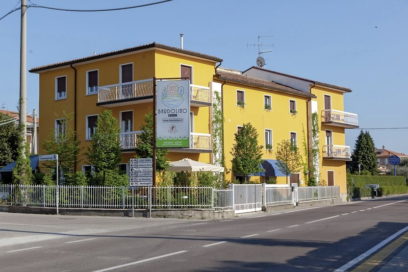 Hotel Bardolino Außenaufnahme
