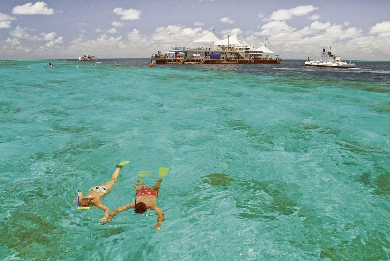 Hamilton Island Resort Strand