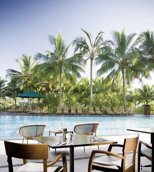 Hamilton Island Resort Terrasse