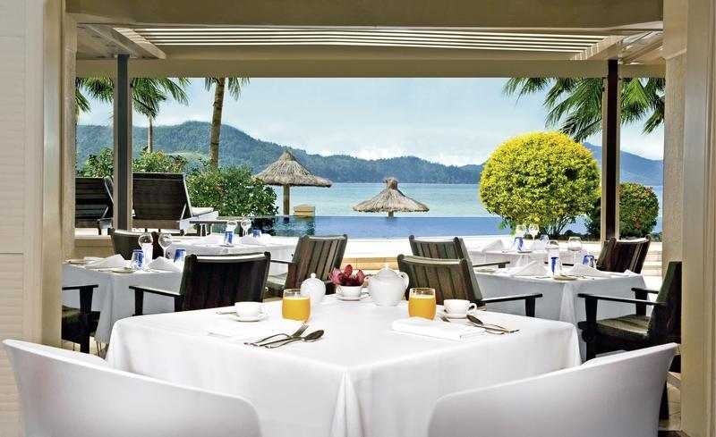 Hamilton Island Resort Restaurant