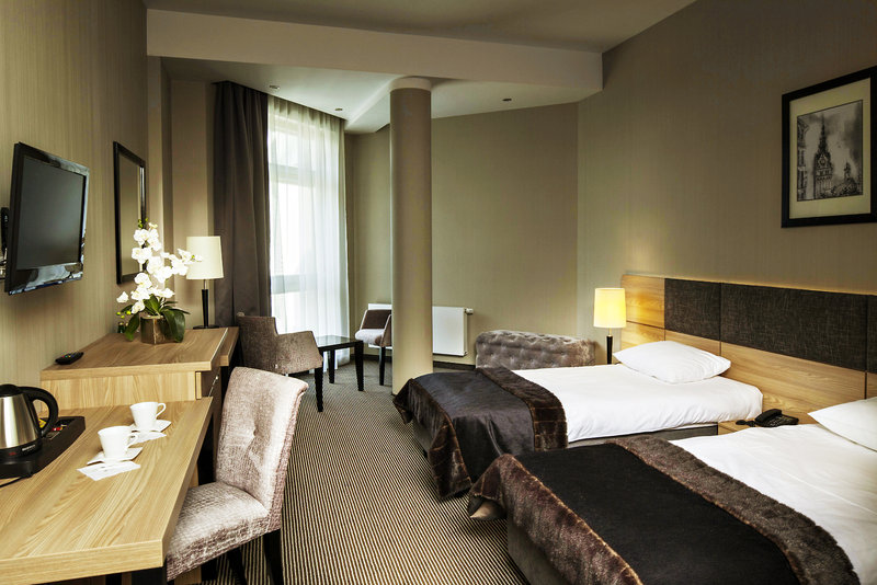 Hotel Elblag Wohnbeispiel