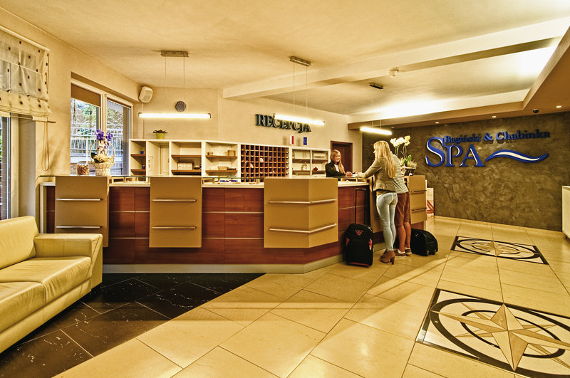SPA Baginski & Chabinka Lounge/Empfang