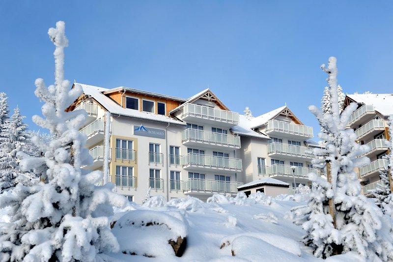 Aparthotel & Apartments Czarna Gora Landschaft
