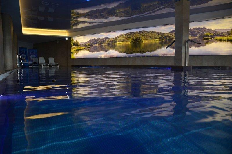 Aparthotel & Apartments Czarna Gora Pool