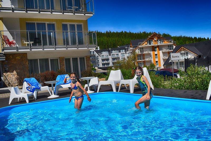 Aparthotel & Apartments Czarna Gora Sport und Freizeit