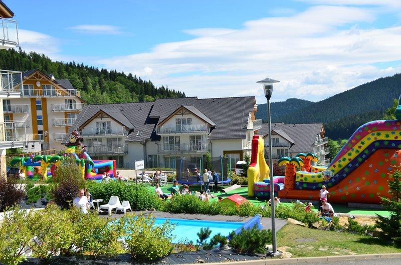 Aparthotel & Apartments Czarna Gora Familie